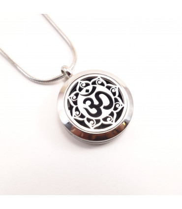 AUM Aromatherapy Locket 25mm