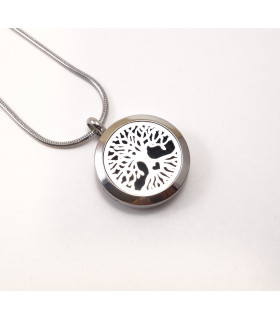 Tree of Life Aromatherapy Locket 25mm
