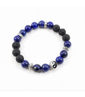 Balance Grounding & Wisdom Bracelet - 10mm