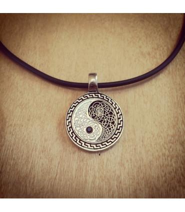 Celtic Yin & Yang Pendant/Necklace