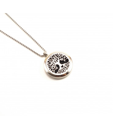 Tree of Life Aromatherapy Locket 30mm
