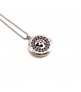 AUM Aromatherapy Locket 30mm