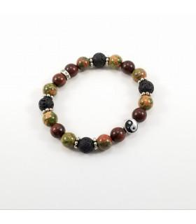 Balance, Love, Healing Bracelet - 10mm