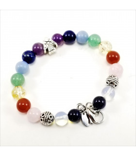 Guardian Angel SSHD Bracelet - 8mm