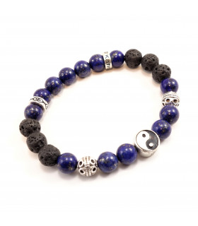 Balance Grounding & Wisdom Bracelet - 8mm